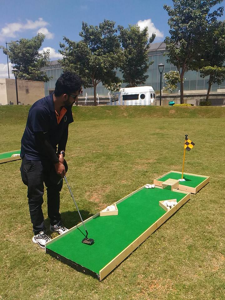 Bhartiya City TeeTime Ventures 1