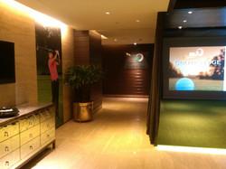Golfer's Edge Leela Gurgaon