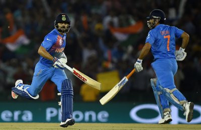 Life Lessons From Ind/Aus WT20 2016 Match