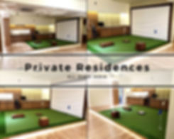 IndoorGolfSimulatorIndiaPrivate Residenc