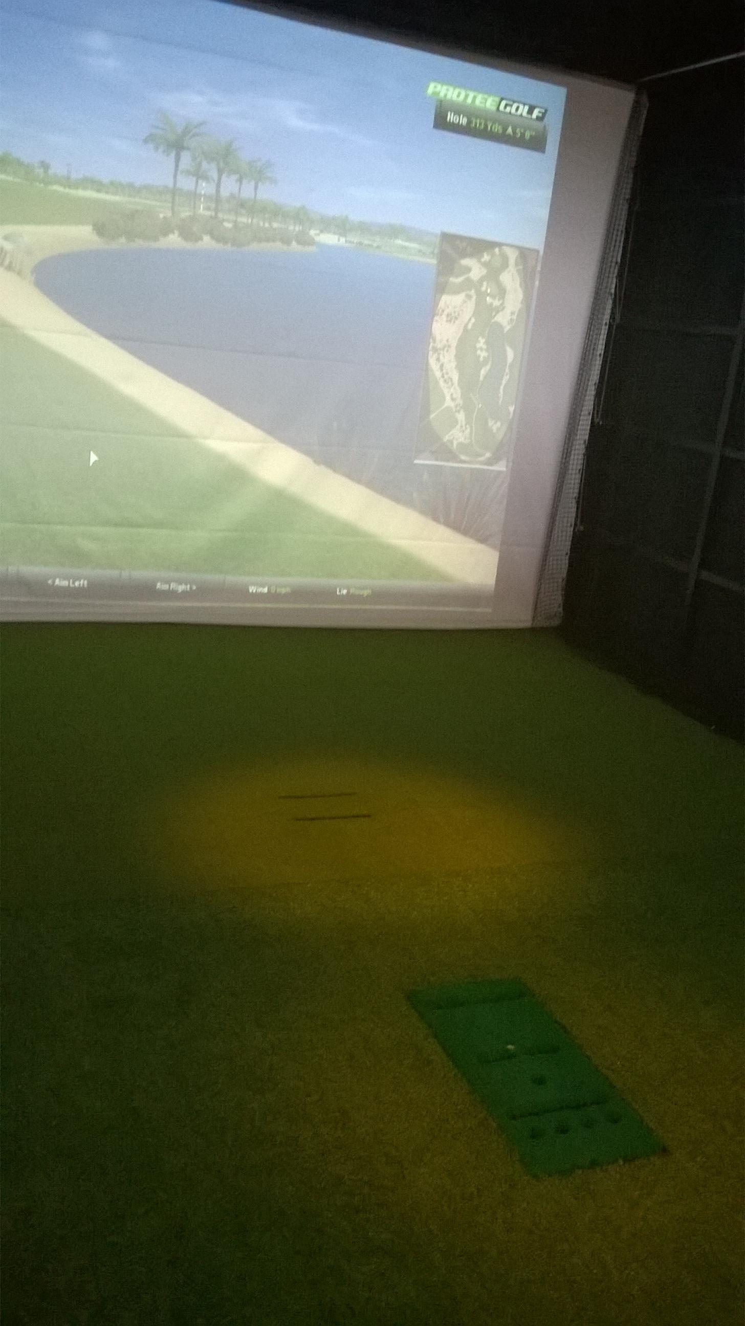 Golfer's Edge Bengaluru Airport