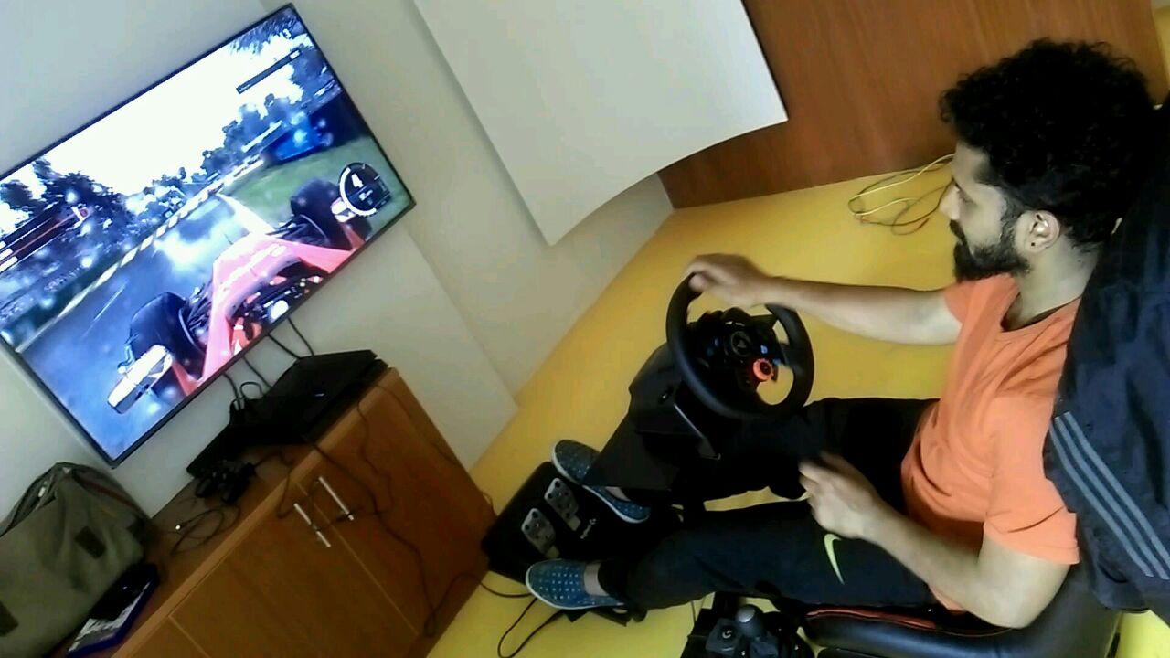 India Game Room Racing Simulator