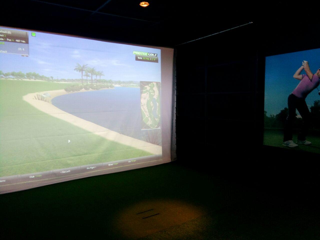 Virtual Golf BIAL