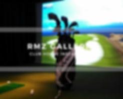 Indoor Golf Clubhouse RMZ Galleria India