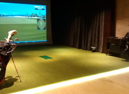 Indoor Golf in India?