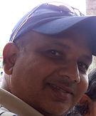 Picture of Hari Natarajan founder TeeTime Ventures Golfer's Edge India