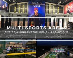 Carousel-Multi Sports Areas