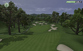 Screen shot ProTee Golf Simulator
