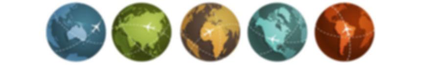 Континенты , авиаперевокзи