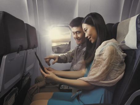 В самолетах МАУ появится бортовой интернет!