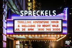 Spreckels Marquis: San Diego Comic-C
