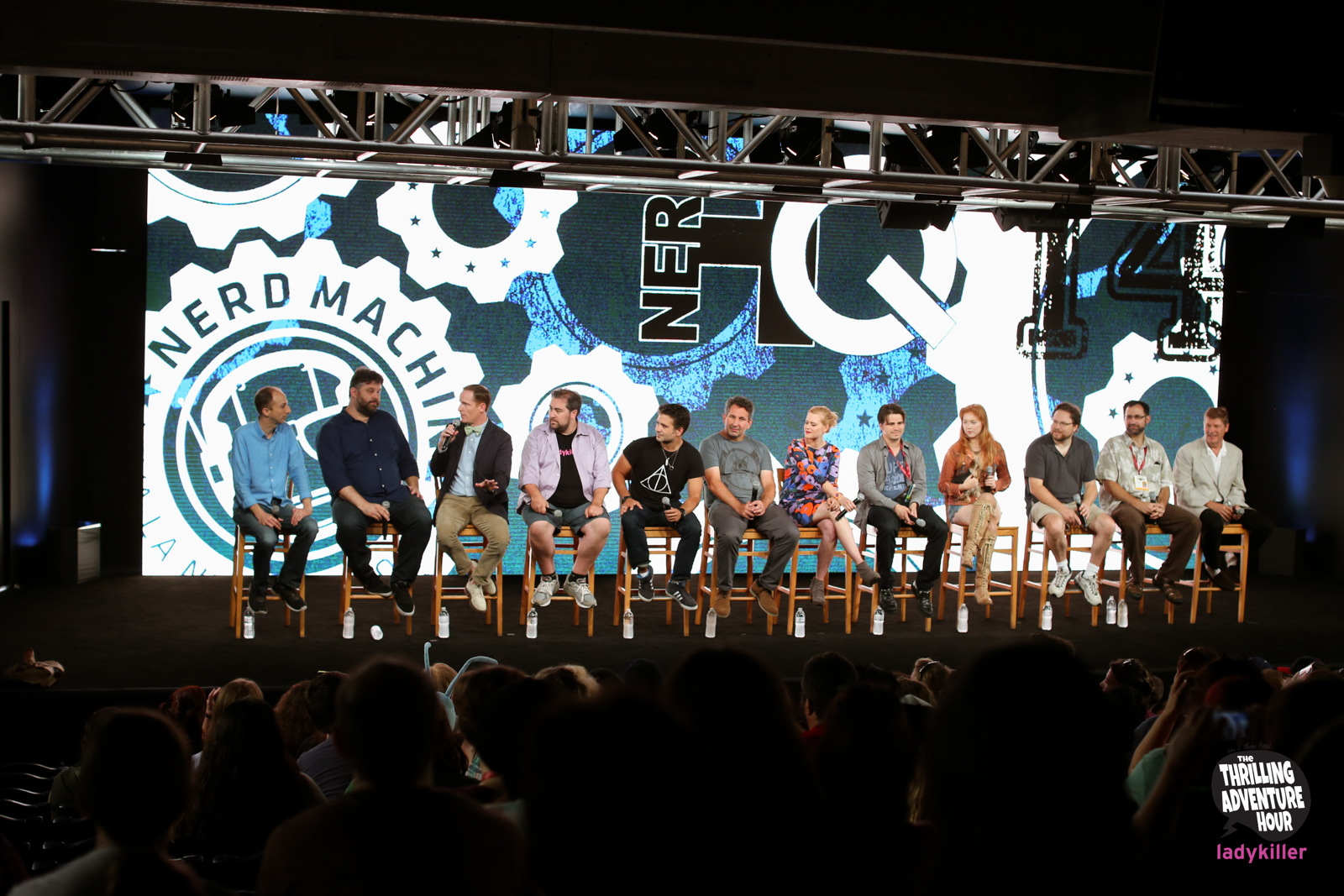 NerdHQ: Conversations for a Cause