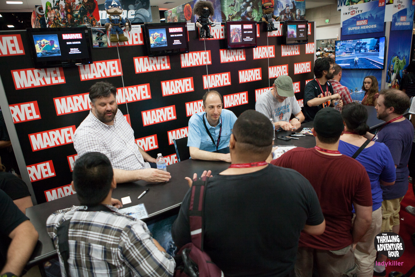 Marvel Signing | San Diego Comic-Con