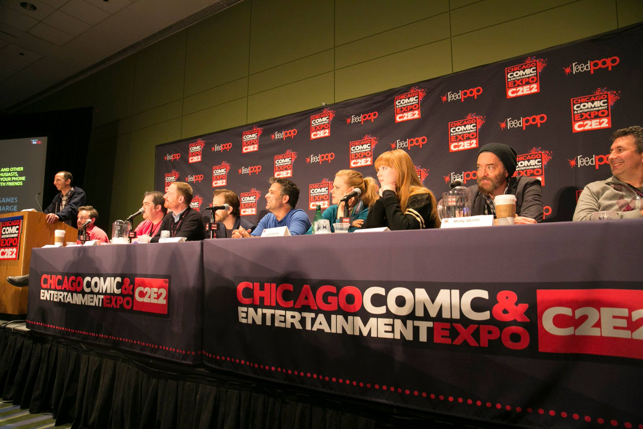 C2E2 2014 Thrilling Adventure Hour