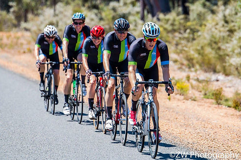 Tour of Margaret River team 2