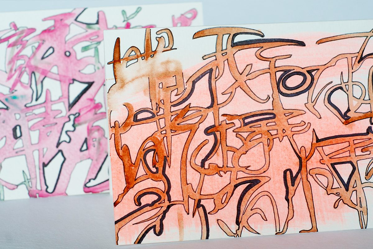 Calligraphy Series