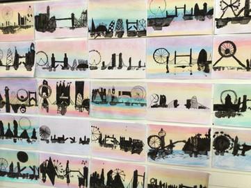 Skyline Artwork