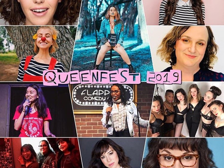 Queensfest, the Bootleg Theater, 2019