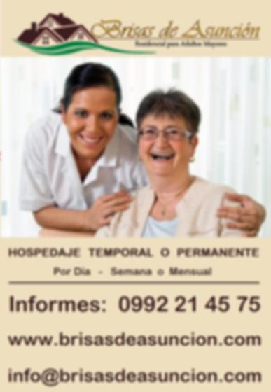 Residencial para Adultos Mayores Paragua