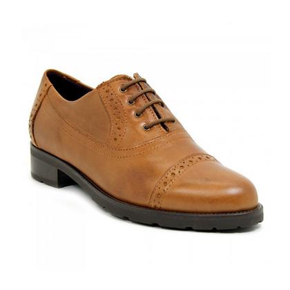 Zapato Oxford cuero