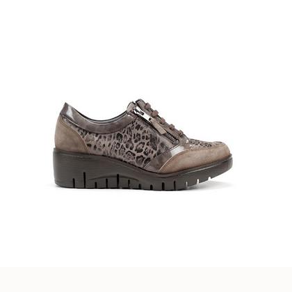 Zapato cordón plantilla extraible