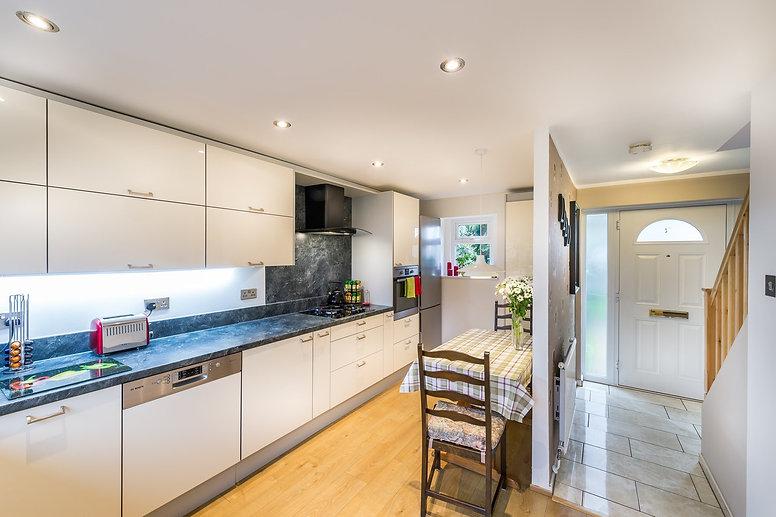 New kitchen refurbishment in North London