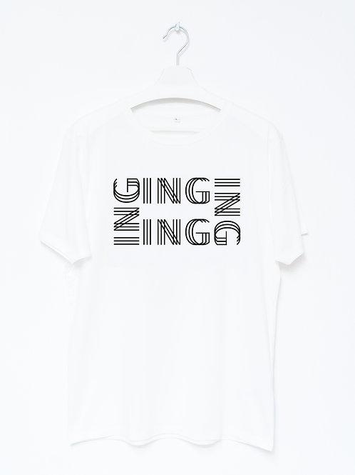 INGINGINGING Special Edition 100% Biobaumwolle T-Shirt UNISEX