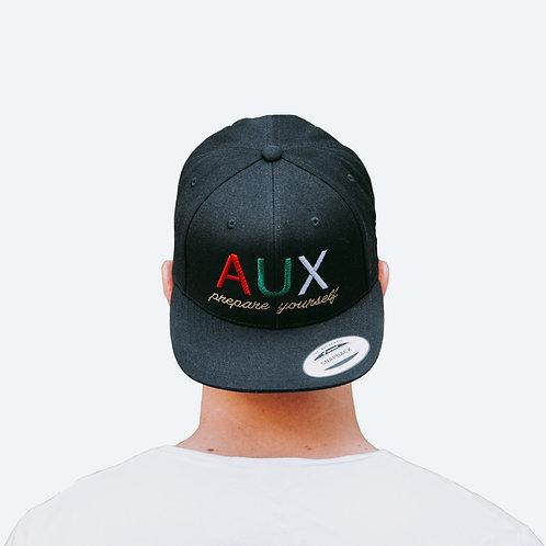 AUX Heritage Snapback Cap