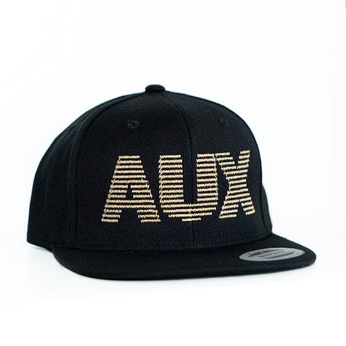 AUX Mono Snapback Cap