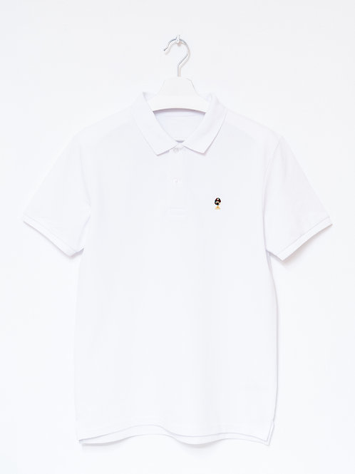 LOGO HERITAGE Special Edition 100% Biobaumwolle Poloshirt MEN