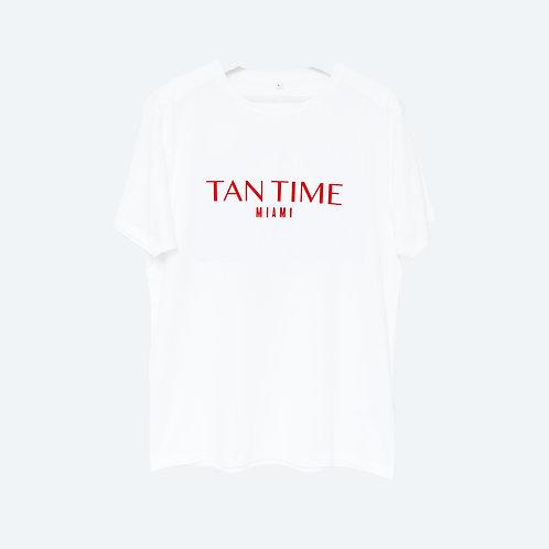 TAN TIME MIAMI V2 T-Shirt UNISEX