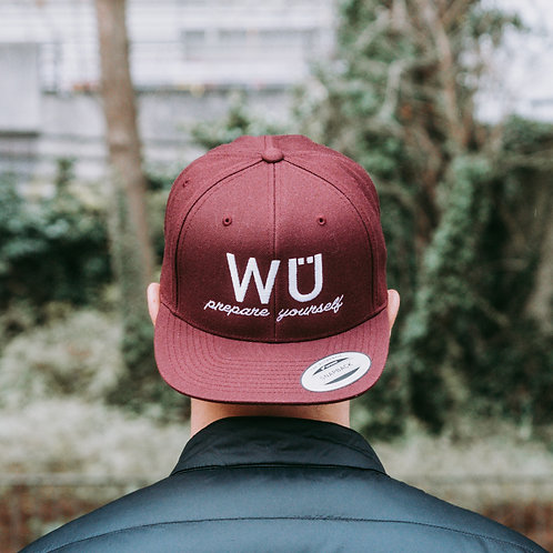 WÜ Snapback Cap