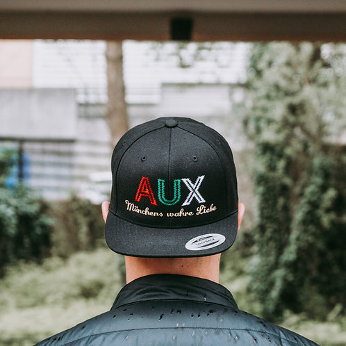 AUX Special Edition Snapback Cap