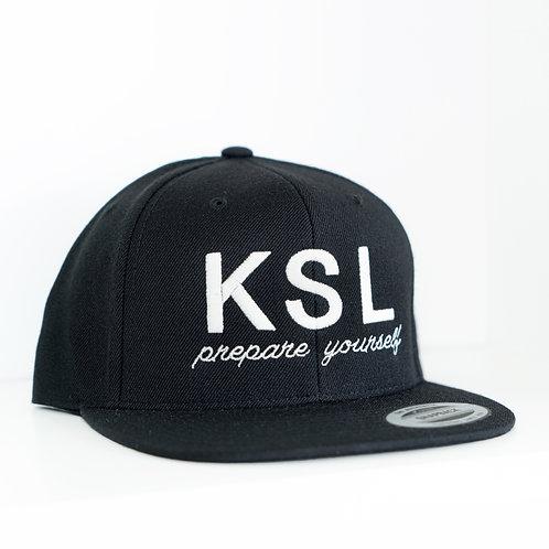 KSL Snapback Cap