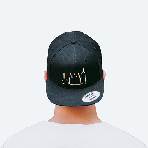 AUX SKYLINE Special Edition Snapback Cap