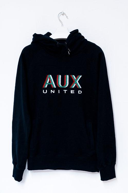 AUX UNITED iD Special Edition 100% Biobaumwolle Hoodie UNISEX