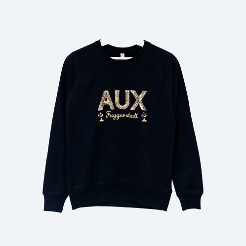 AUX FUGGERSTADT Special Edition 100% recycled Sweatshirt UNISEX