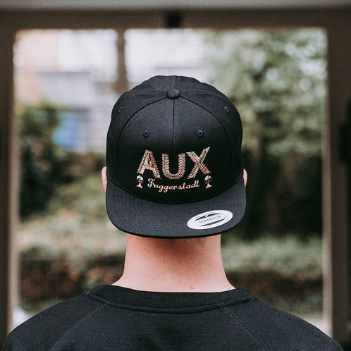 AUX FUGGERSTADT Special Edition Snapback Cap 1of100