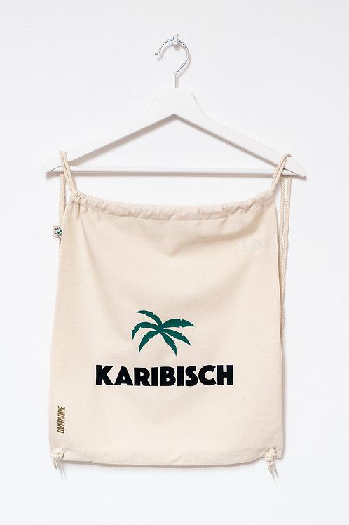 KARIBISCH 100% Biobaumwolle Beutel