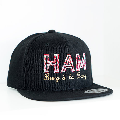 HAM Special Edition Snapback Cap
