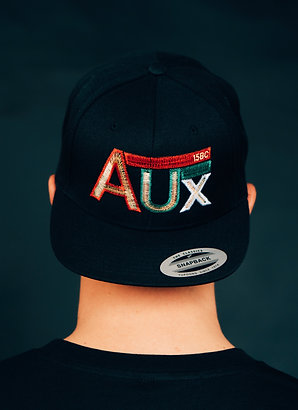 AUX 15BC Special Edition Snapback Cap