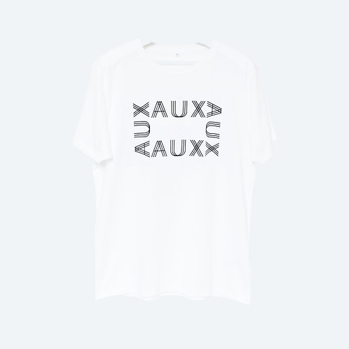 AUXAUXAUXAUX Special Edition 100% Biobaumwolle T-Shirt UNISEX