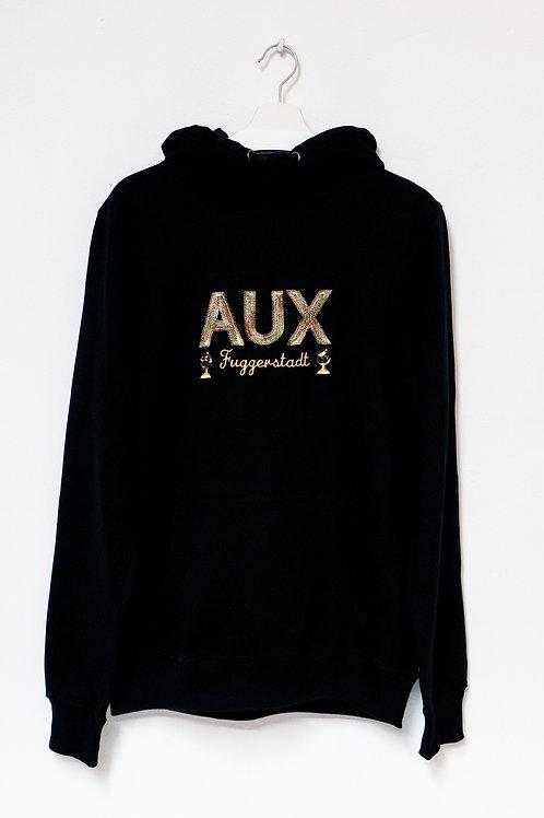 AUX FUGGERSTADT Special Edition 100% Biobaumwolle Hoodie UNISEX
