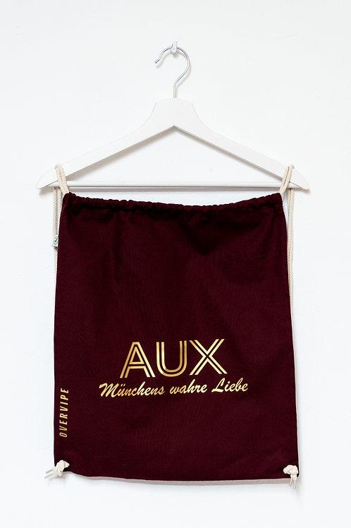 AUX Special Edition 100% Biobaumwolle Beutel