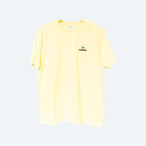 KARIBISCH Special Edition 100% Biobaumwolle T-Shirt UNISEX