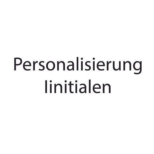 Personalisierung Initialen