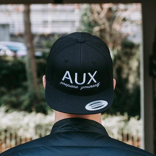 AUX Snapback Cap