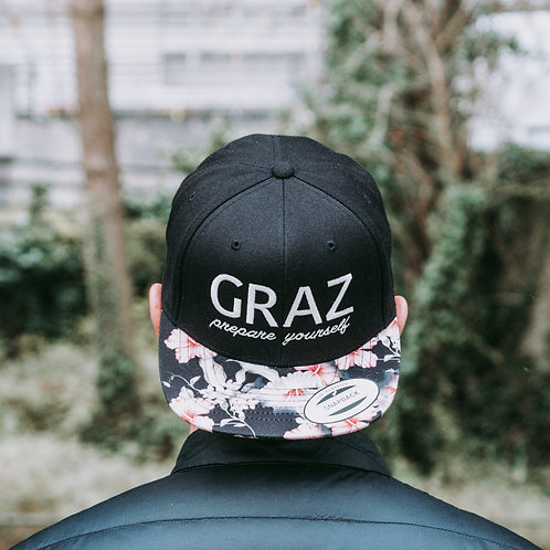 GRAZ Snapback Cap