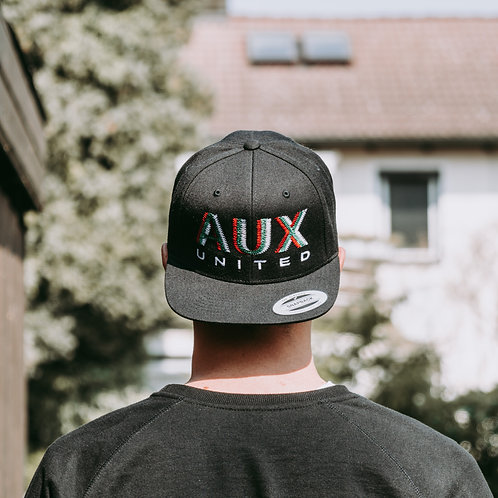 AUX UNITED Special Edition Snapback Cap