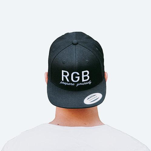 RGB Snapback Cap